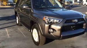 Lisa's 2015 Toyota 4Runner 4x4 SR5 Premium by Gerald - YouTube