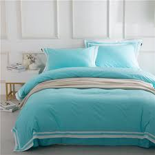queen king size gray white blue luxury bedding set hotel bed sets duvet cover bed sheet linen set soft bedclothes with 250 29 piece on garden1122 s