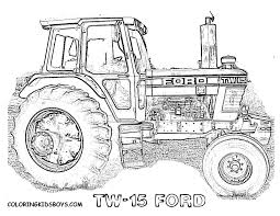 New Holland Coloring Pages Jittu