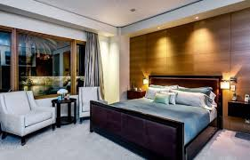 Image Room Recessed View In Gallery Create Creamy And Romantic Vibe In The Bedroom With Smart Use Of Recessed Lighting Decoist Understated Radiance Dazzling Recessed Lighting For Warm And