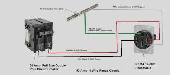 wiring an electric stove receptacle wiring diagram sys