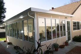 enclosed patio covered patio design