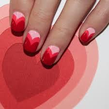Valentine's Day Heart Nail Art by Jin Soon   POPSUGAR Beauty