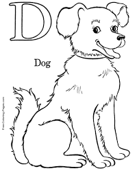 Learn english with your child! Alphabet Coloring Pages Abc Sheets And Pictures