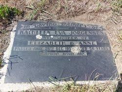 Kathleen Eva Gertrude Jorgensen (Unknown-1959) - Find A Grave Memorial