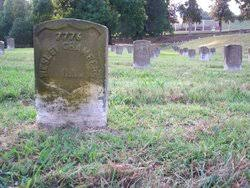 Pvt Wesley Chambers (1822-1863) - Find A Grave Memorial