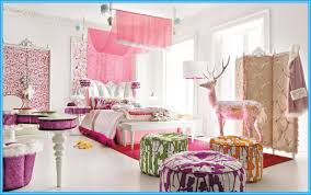 Pink Bedroom For Teenager Bedroom Ideas For Teenage Girls With Medium Sized Rooms