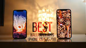Wallpapers Apps iPhone XS/XS MAX/XR/X ...