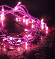 lighting decoration photos. Home Delight 130 Inch Purple Rice Lights Lighting Decoration Photos