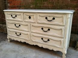 Painted French Provincial Bedroom Furniture Furniture Artistic Picture Of Vintage Bedroom Decoration Using