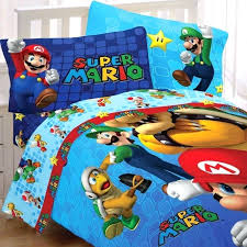 mario bed sheets super bed sheet set fresh look bedding accessories twin super mario odyssey bed