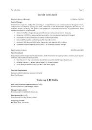 Resume CV Cover Letter. paul parker performance coaching paul ...