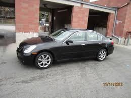 infiniti g35 4 door 2006. 2006 infiniti g35 base sedan 4door 35l blacklow milesgreat 4 door
