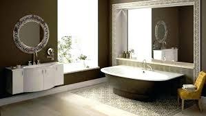 large bathroom rug oversize rugs thin oversized oval white bath ru