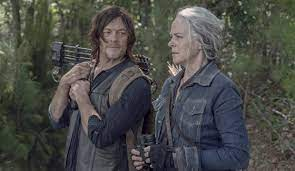 the walking dead spin off with daryl