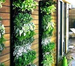 outdoor wall planters indoor planter living art create your own outside diy outd