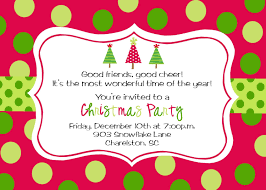 christmas party invite template theladyball com christmas party invite template right font selection for artistic party 511166