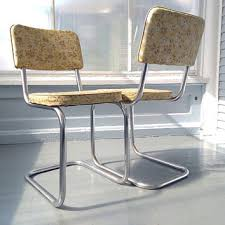 Shop Vintage Chrome Chairs on Wanelo