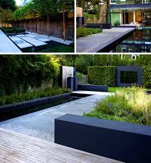 Pleasant Modern Backyard Ideas Photos Backyards Landscaping Small Beautiful  Pinterest Roseville Ca Cool With Pools Australia
