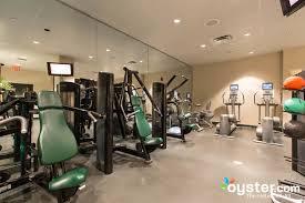 fitness center at the sofitel new york