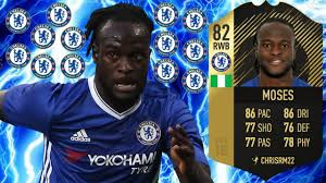 *INFORM* VICTOR MOSES (82) PLAYER REVIEW!! AN ABSOLUTE BEAST!!FIFA 18