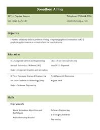 Cover Letter Best Formats For Resumes Best Format For Resume Of