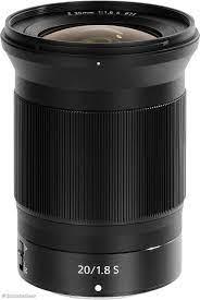 Nikon Z 20mm f/1.8 Review