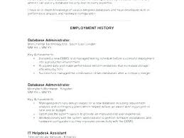 Performance Profile Resumes Profile Example On Resume Simple Resume Format