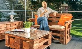 outside pallet furniture. Homemade Pallet Furniture Adorable Coffee Table Ideas How To Build Couch . Outside