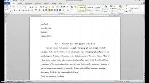 cite essay mla style modern language
