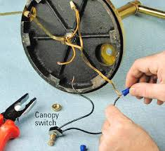 how to wire a pull cord light switch diagram how to wire a pull Lamp Cord Wiring Diagram lamp and ceiling fan switches electrical repair & maintenance how to wire a pull cord light A Lamp Socket Wiring