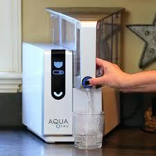 reverse osmosis water purifier countertop filter and dispenser