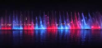 Grand Haven Fountain Light Show Times Al Majaz Waterfront Latest News