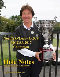 Hole Notes September 2017 by Minnesota Golf Course ...
