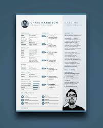Free Resume Ideas 011 Free Resume Templates 015 One Page Template Striking