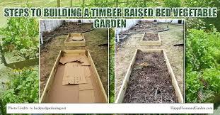 making a raised garden bed for vegetables raised vegetable garden building raised bed gardening vegetables