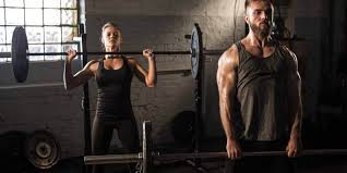 Resultado de imagem para treino de musculação