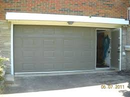 walk thru garage doors complementary walk thru door walk through garage door