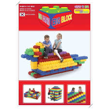 Детский <b>конструктор Edu-Play Farm</b> Big Block - купить в интернет ...