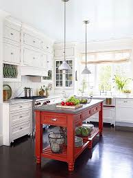 Kitchen Design San Francisco Unique Red Island Farmhouse Red Kitchen Ideas White House