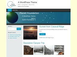 Zurb Foundation Templates Free Download Crevis Co