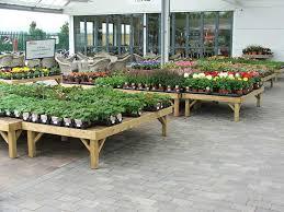Garden Centre Display Stands