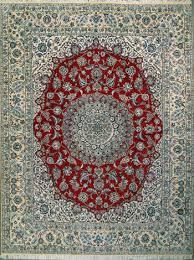 nain persian rug 8 6 x 11 3