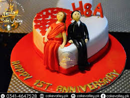 Best Anniversary Cake Or Love Theme Cake Online Cake Order And