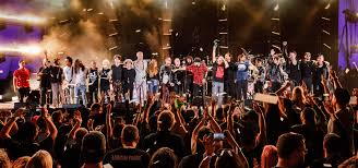 Ilsey Juber Northern Lights The Top 10 Performances From Linkin Parks Chester