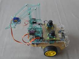 158 robot projects arduino project hub mearm mounted on smart robot car controlled by 2 arduino unos