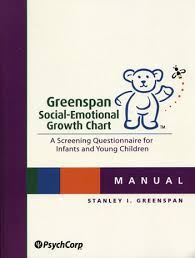 Social Emotional Growth Chart Greenspan Social Emotional Growth Chart Pearson Assessment