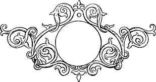hand mirror vector. free stock vector \u2013 ornate vintage frame with clip art .. hand mirror