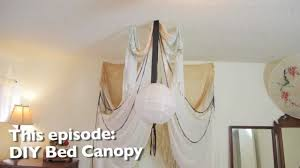 Homemade Bed Canopy Diy Romantic Bed Canopy Ideas Beds How To Build A Trends Weindacom