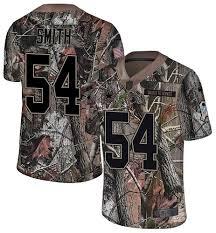 - Sale Realtree Camo Limited Dallas Rush Jerseys Football Smith 54 Jersey Cowboys Jaylon Youth
